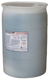 Carbon-Kleen Plus Drum - Kleen-Shine Plus - Pressure Washing Chemicals